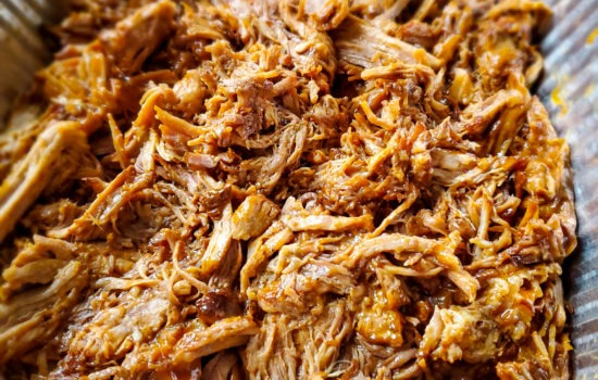 The BEST Pulled Pork- Instant Pot Recipe